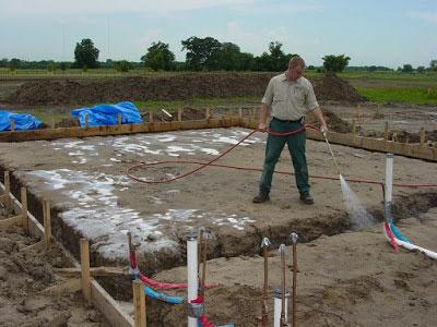Lắp đặt đường ống bảo trì