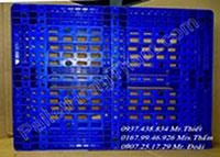 Pallet nhựa 1000x1200x160mm