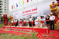 Lễ động thổ ThaoLoan Plaza