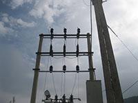 Xây lắp HT điện truyền tải và TBA đến 110kV