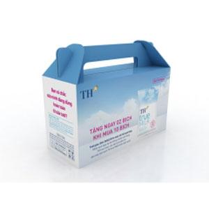 Hộp quà sữa TH