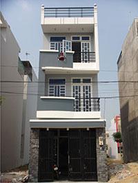 Nhà phố khu DC Vĩnh Lộc