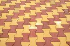 Gạch Block lát vỉa hè