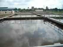 Bể nước thải Trường Giang