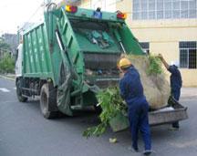 Thu gom & vận chuyển rác