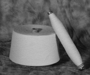 Sợi Cotton chải thô