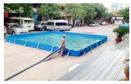 Bể bơi bạt