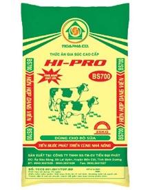 Thức ăn cho Bò BS700