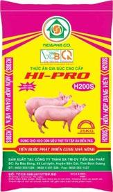 Thức ăn cho heo H200S
