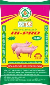 Thức ăn cho heo H240S