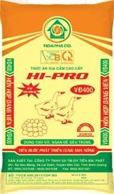 Thức ăn cho Vịt - Ngan V&#272400