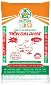 Thức ăn cho Vịt - Ngan V&#27202
