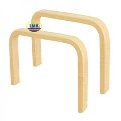 Chân ghế gỗ Plywood