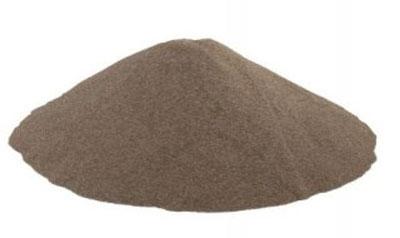 Bột nhôm oxit màu nâu