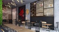 Thiết kế xây dựng quán cà phê
