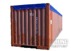 Container chuyên dụng 40 feet Opentop