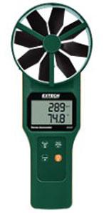 Máy đo tốc độ và lưu lượng gió AN300