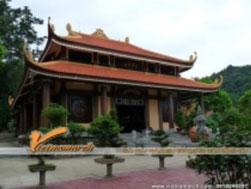 Kiến trúc chùa Việt Nam