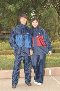 áo bộ mã 15