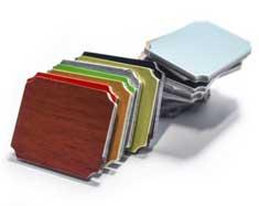 Tấm ốp hợp kim aluminium TrieuChen