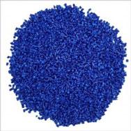 Hạt màu xanh dương