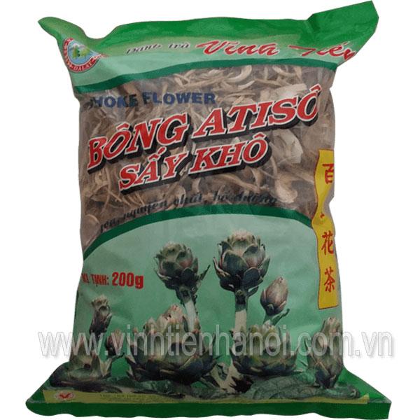 Bông Atiso sấy khô thái lát gói 200G