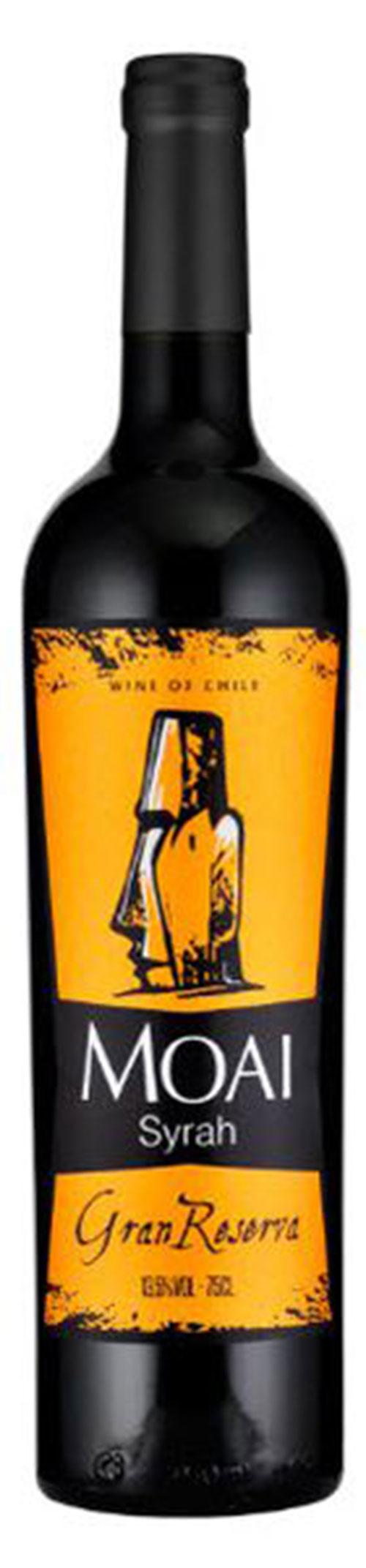 Rượu vang Moai Chile