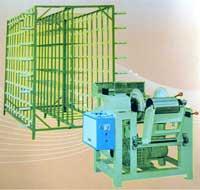 Máy sản xuất dây khóa