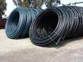 Ống nhựa HDPE dạng cuộn