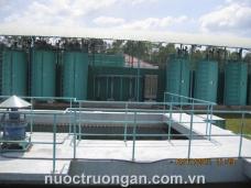 Hệ thống xử lý nước thải KCN tập trung