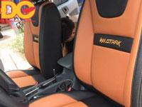 Ghế da xe bán tải Ford Ranger