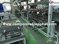 Bọc phủ composite hệ thống xi mạ