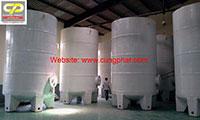 Bồn Composite FRP chứa nước mắm