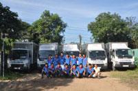 Dịch vụ vận tải Tại Long Thành - Đồng Nai