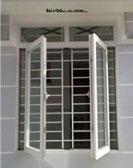 Cửa sổ mở 2 cánh nhôm xingfa