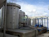 Hệ thống xử lý nước thải giặt dệt nhuộm