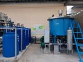 Hệt thống xử lý nước thải thủy sản