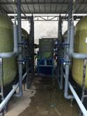 Hệ thống xử lý nước cấp lò hơi dệt nhuộm