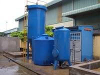 Xử lý nước thải giặt tẩy