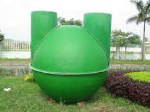 Bể chứa biogas