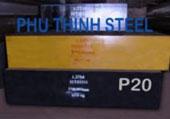 Thép khuôn nhựa P20