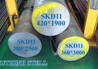 thép tròn SKD11