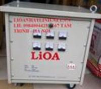 Biến áp lioa 50KVA 3 Pha