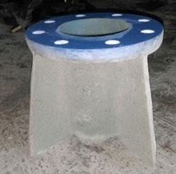 Mặt bích Composite