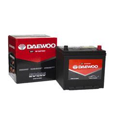 Ắc quy ô tô ngoại nhập Daewoo ECQ85