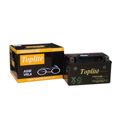 Ắc quy Toplite YTX7A-BS