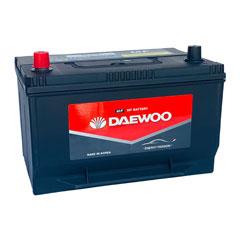 Ắc quy ô tô ngoại nhập Daewoo 65-650
