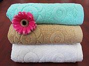 Khăn thảm hoa cúc