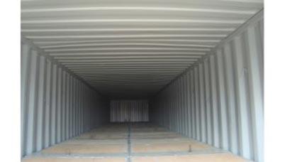 Container chuyên chở xe máy
