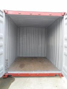 Container khô 10 feet